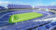4 Ravens-vikings Sect 530 Row 10 Great Low Row View Refund If Game Is Cancelled