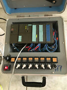 Siemens Plc Training Case With Cpu 315 2pn/dp Digital In/out And Analog In 0-10v