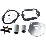 Outboard Water Pump Impeller Kit For Mercury 30hp 40hp 45hp 50hp Engine 821354a1
