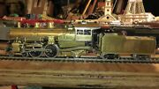 Ho Brass Tenshodo Candnw 4-4-2 Runs Badly Chicago North Western Pacific Fast Mail