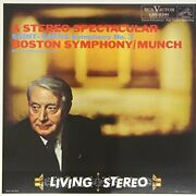 Charles Munch - Symphony 3 Organ - Vinyl - Brand New/still Sealed - Rare