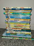 Huge Lot Of 35 Books Bright Early Beginner Readers Old And New Titles