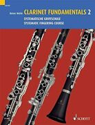 Wehle Clarinet Fundamentals Volume 2 Systemic Fingering By Reiner Wehle New