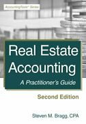 Real Estate Accounting Second Edition A Practitionerand039s By Steven M. Bragg