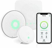 Airthings House Kit Radon/indoor Air Quality System - With Wave, Wave Mini And Hub