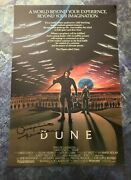 Gfa Dune Movie Princess Virginia Madsen Signed 12x18 Photo Poster V4 Coa