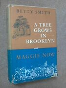 A Tree Grows In Brooklyn By Smith Betty - Hardcover Excellent Condition