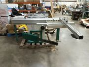 Grizzly G0623x3 10 7-1/2 Hp 3-phase Extreme-series Sliding Table Saw - Used