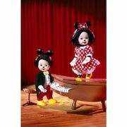 Tommy And Kelly As Mickey And Minnie Mouse Disney Collector Edition Barbie