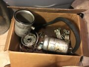 Winslow Aerofilter Twin Engine Kit 2 30409a Filters W/ Clamps Brackets Etc.