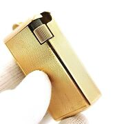 Flaminaire - Quercia - Made In France - Solid 18k / 750 Gold - Lighter - Rare