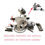 2x72 Belt Grinder With Motor And Tool Rest Variable Speed 220v Machine Usa