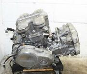 1987 Honda Super Magna 700 Vf700c Engine Motor Inspected