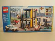 Lego City Bank And Money Transfer 3661 New Sealed 405 Piece Police Special Edition