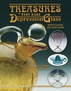 Treasures Of Very Rare Depression Glass Identification By Gene Florence Mint