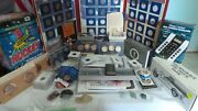 Huge 21 Lb. Junk Drawer Lot Silver Coin Sports Cards Fdc. Casino Chips