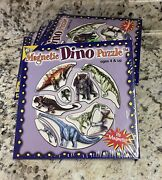 Lot Of 10 Magnetic Dino Puzzle From The Orb Factory New And Sealed