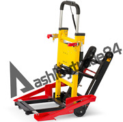 Motorized Wheelchair Lift Electric Stair Lifting Adjustable Wheels Loading Parts