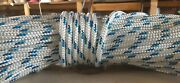 5/16 X 100 Ft. Double Braidyacht Braid Polyester Rope.made In Usa.