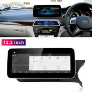 12.3 Android Car Stereo Gps For Mercedes Benz C Class 2011-2014 Rhd Multimedia
