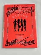 [usa Based] Sistar Touch And Move 2nd Mini Album Signed Promo Album Cd Photocard