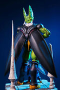 X-studio Cell Dragon Ball Z Statue Gk 1/3 Resin Figurine Collectible H 35in.