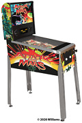 Arcade 1up Attack From Mars Afm Digital Pinball🔥 New/sealed Sold Out