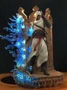 Sideshow And Pure Arts Assassins Creed Animus Altair 14 Statue New Mint