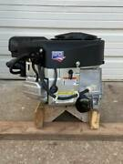 Briggs And Stratton 44n677-0013 22hp Riding Lawn Mower Motor 1dia Shaft New As Is