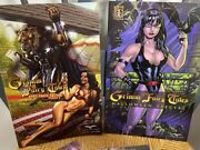 Zenoscope Grimm Fairy Tales Halloween Special 1 Cover B April Fools 2 Cover A