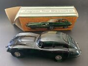 Jaguar Xke E-type Car Glass Model Decanter Full Box With Mens After Shave, Avon