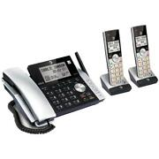 Atandt 3-handset Corded/cordless Answering System