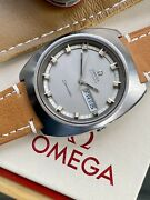 Omega Seamaster Vintage Steel Mens Automatic Jumbo 40mm 1970 Serviced May Watch