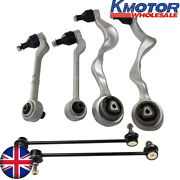 Arms And Drop Links Kit Front For Bmw 3 Series Suspension Wishbone Track Control