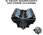4.3/262 Volvo Penta/omc Remanufactured Marine Long Block 1994 And Earlier