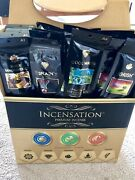 Incensation 75 Packs - 25 Scents - Hand Dipped