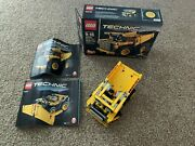 Lego 42035 Mining Truck 100 Complete W Box And Instructions Dump Truck Off Road