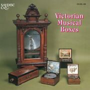 Victorian Music Boxes / - V/a - Cd - Excellent Condition