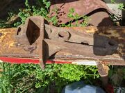 John Deere A B G 50 60 70 Tractor 801 Hitch Horsehead P819a Implement Top Mast