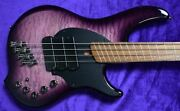 Dingwall Combustion 4-string Ultra Violet / Pau Ferro / 3 Pickups In Stock