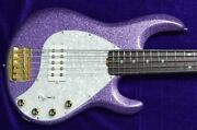 Ernie Ball Music Man Stingray 5 Special Amethyst Sparkle / Rosewood On Order