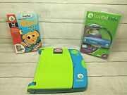 Leapfrog Leappad With 2 Games And Accessories Leappad Light Free Shipping