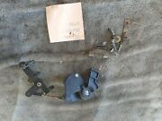 Yamaha 40 50 Hp Pro50 Shift Throttle Controls Linkages And Misc