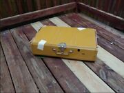 Unfired Sealed Nos Vintage Coleman Gold Bond Yellow 413 G Stove