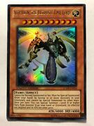 Yugioh Sephylon, The Ultimate Time Lord Jump-en054 Ultra Rare Limited Edition Nm