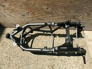 Oem 2011 Clean Title Ducati Multistrada 1200 S Sport Touring Frame Chassis 1200s