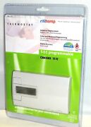 Ritetemp 511 Programmable Thermostat Model 781-733 New And Sealed