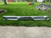 Vintage 1959 Ford Fairlane Front Chrome Bumper Skyliner Retractable Galaxie Oem