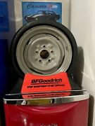 Vintage Space Saver Spare Wheel And Tire 7.75-14 Bf Goodrich Ultra Rare