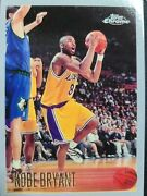 Kobe Bryant Rc Rookie Card Topps Chrome 138 Rp - Mint Condition Hof 2021